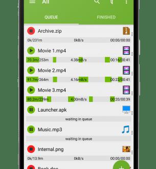 Advanced Download Manager v8 0 build 80020 [Pro] [Mod