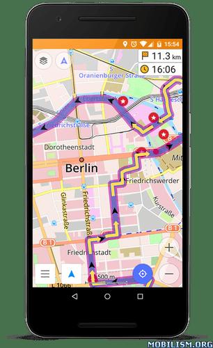 Maps & GPS Navigation OsmAnd+ v3 4 8 [Mod Lite]   ApkMagic
