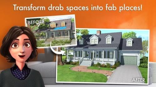 Home Design Makeover V269g Mod Money Apkmagic