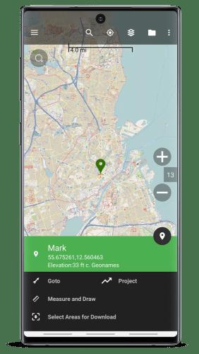 BackCountry Navigator TOPO GPS v6.9.7 [Paid]   ApkMagic