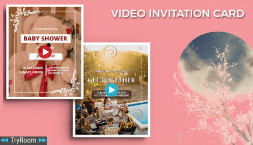 Video Invitation Maker Birthday Ecards Invites V26 0 Mod