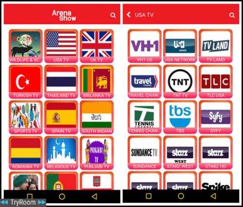 Arenashow Live Tv On Your Mobile V2 1 Mod Apkmagic