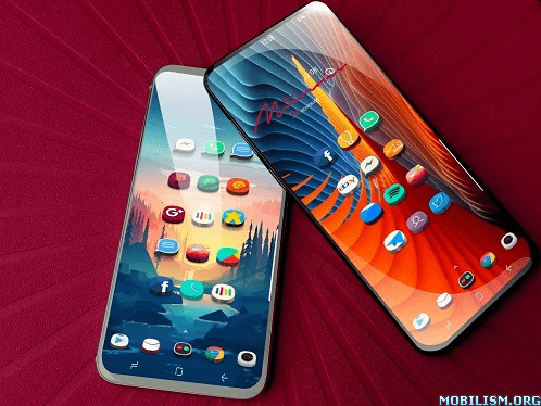 Popsicle 3d Android 10 Icon Pack Hd Wallpaper Pack Vandroid 10 P Apkmagic