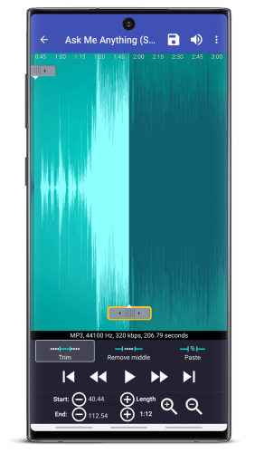 Ringtone Maker Create Free Ringtones From Music V2 6 0 Ad Free Apkmagic