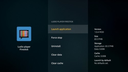 Ludio Player For Iptv V1 0 4 Multi Mods Needed For Ola Tv Apkmagic
