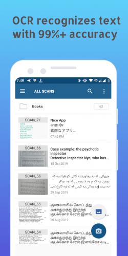 Ocr Text Scanner Pro Convert An Image