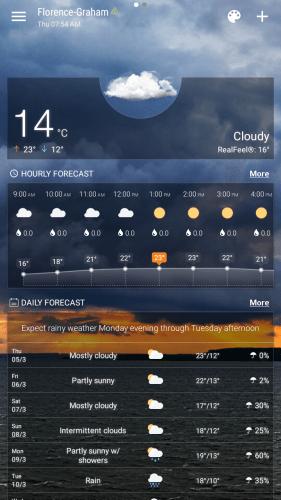 Weather Forecast Live Weather Radar Widgets V1 54 0 Premium Apkmagic