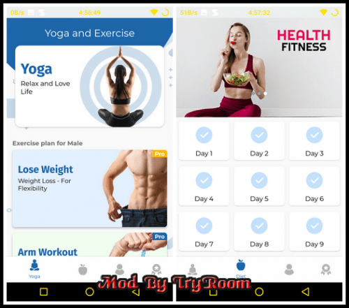 Yoga Workout Yoga For Beginners Daily Yoga V1 3 Mod Apkmagic