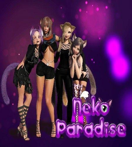 Neko Paradise [v0.10] (18+)