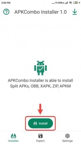 x apk installer v 1 4 rus apk