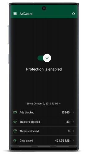 Adguard - Block Ads Without Root v3.5.55 [Beta-2] [Premium] [Mod]