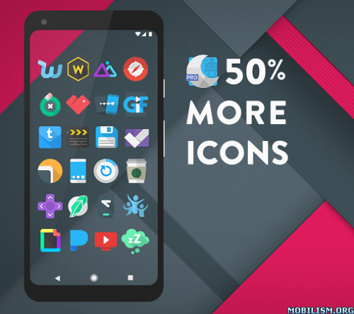 Moonshine Pro - Icon Pack v3.2.6 [Patched]