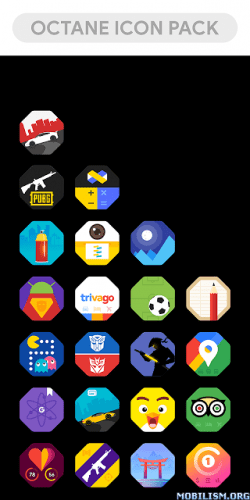 Octane icon pack v1.0.8 [Patched]