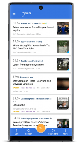 Relay for reddit (Pro) v10.0.275 build 483 [Final] [Paid]