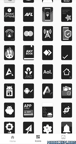 Monotone - Icon Pack v1.0.6 [Patched]