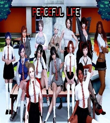 Peaceful Life v0.8 MOD [18+]