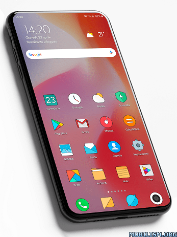 Miui 12 Limitless - Icon Pack v2.1.0 [Patched]