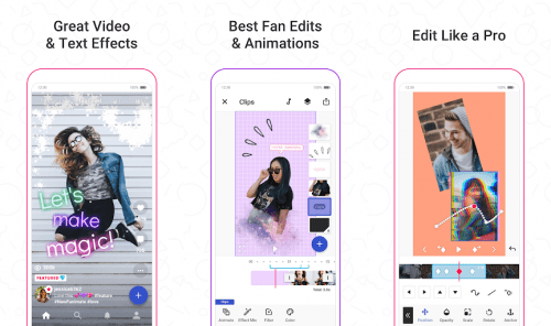 Funimate: Video Editor and  Music Clip Star Effects v8.5.5 [Pro]