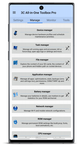3C All-in-One Toolbox v2.3.7 [Pro]