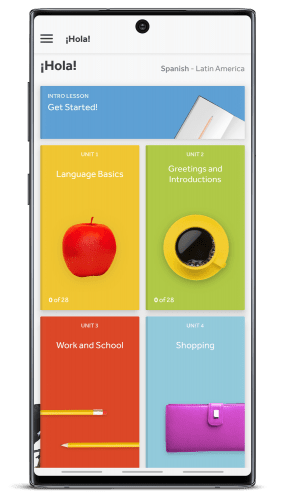 Rosetta Stone: Learn Languages v6.8.0 [Unlocked] [Mod]