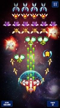 Space Shooter : Galaxy Attack v1.446 (Mod Money)