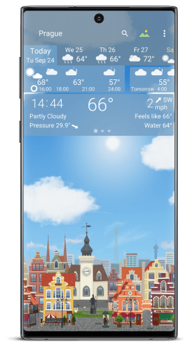 YoWindow Weather v2.21.21 [Paid]