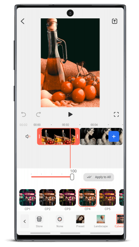 FilmoraGo - Free Video Editor v4.0.3 [Unlocked] [Mod]