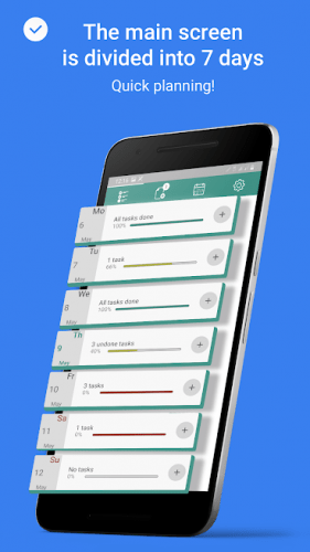 My Tasks: Planner.To-do list.Organizer. v5.3.7 [Pro]
