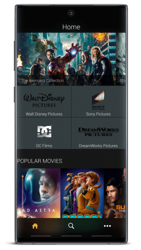 ZiniTevi - HD Movies and TV Shows v1.2.8 build 136 [Mod] [Lite]