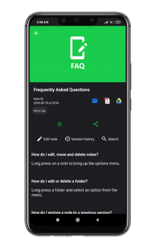 Note-ify: Note Taking, Task Manager, To-Do List v5.9.21 [Premium][SAP]
