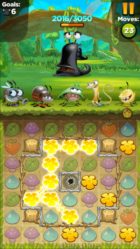 Best Fiends - Free Puzzle Game v8.4.1 (Mod Money)