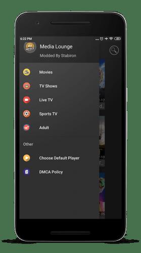 Media Lounge v2.0.6 [Mod]
