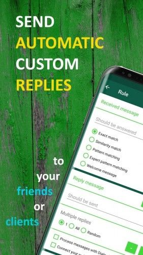 AutoResponder for WA - Auto Reply Bot v1.6.9 [Premium]