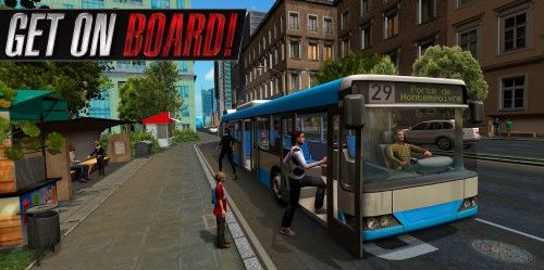 Bus Simulator: Original v3.8 (Mod Money)