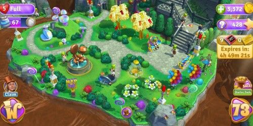Wonka's World of Candy – Match 3 v1.41.2285 [Mod]