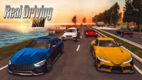 Real Driving Sim v4.5 (Mod Money/XP)