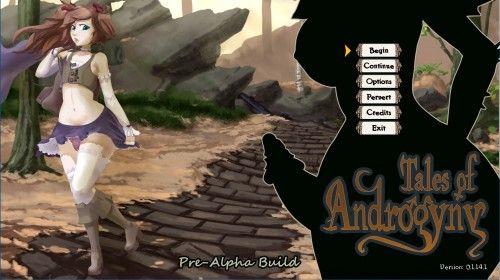 Tales Of Androgyny [v0.3.07.2] (18+)
