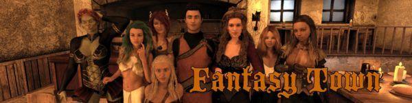 Fantasy Town [v0.29.0b] (18+)