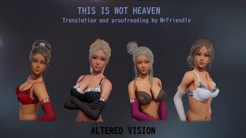This Is Not Heaven [v0.10] (18+)