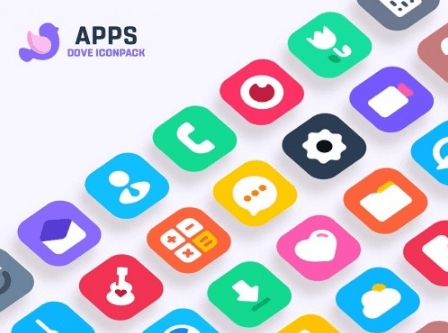 Dove Icon Pack v1.0.1 [Patched] APK Download