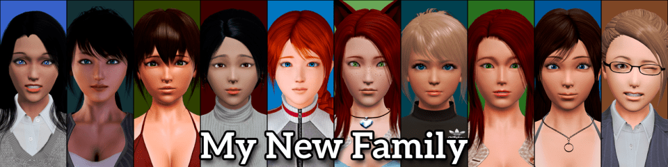 My New Family [v0.18] (18+)