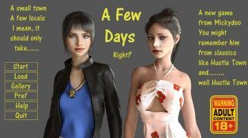 A Few Days [Ep.5] (18+)