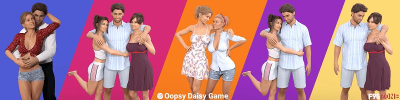 Oopsy Daisy [v0.6] (18+)