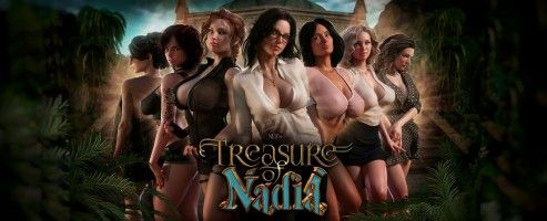 Treasure of Nadia [v79041] (18+)