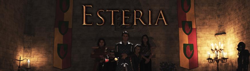 Esteria [Ch.3] (18+)
