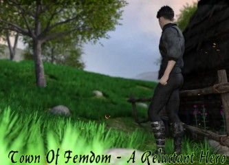 Town of Femdom – A Reluctant Hero [v0.1 Part2] (18+)