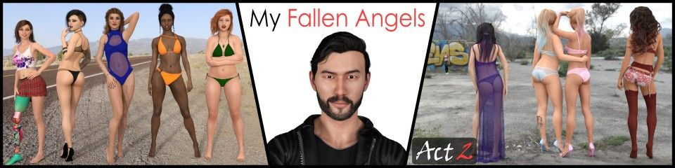My Fallen Angels [v0.2.1] (18+)
