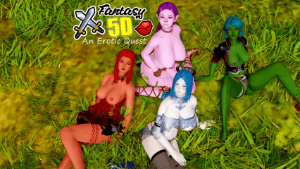 F5D – Fantasy 5D: An Erotic Quest [v2.0] (18+)