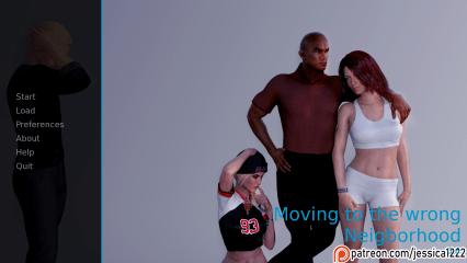 Moving to The Wrong Neighborhood [v0.9] (18+)