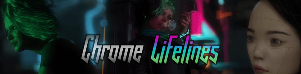 Chrome Lifelines [Prologue] (18+)